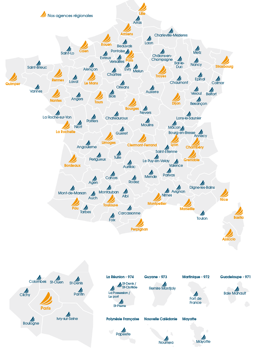 carte-implantation-france